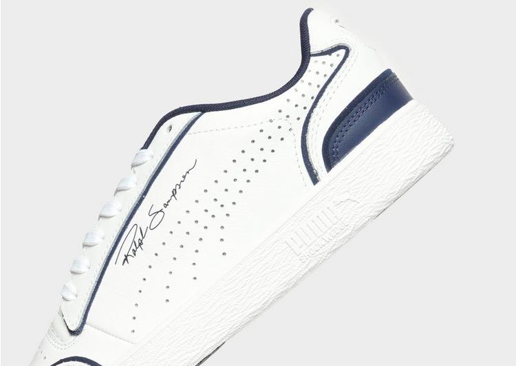 Puma รองเท้าผู้ชาย Ralph Sapson Lo Perf Outline