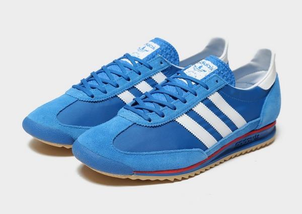 Tierras altas Venta anticipada oasis  Blue adidas Originals SL 72 | JD Sports