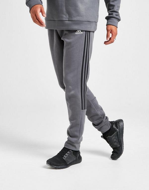 Koop Grijs adidas Energize Fleece Joggingbroek Heren