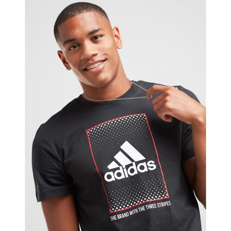 adidas Badge Of Sport Dot Fade T-Shirt