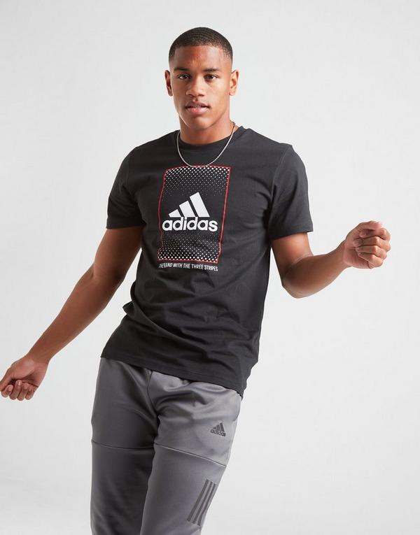adidas Badge Of Sport Dot Fade T-Shirt