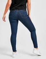 Levis Jean 710 Super Skinny Femme