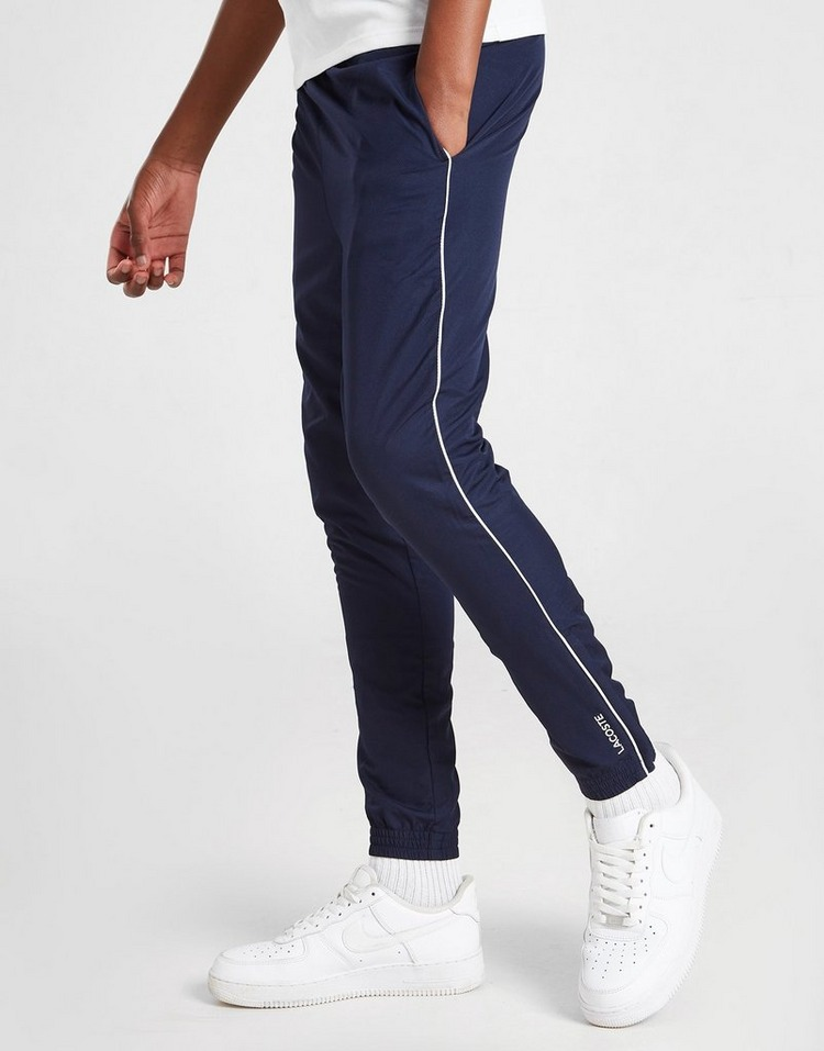 Lacoste Piping Detail Woven Track Pants Junior