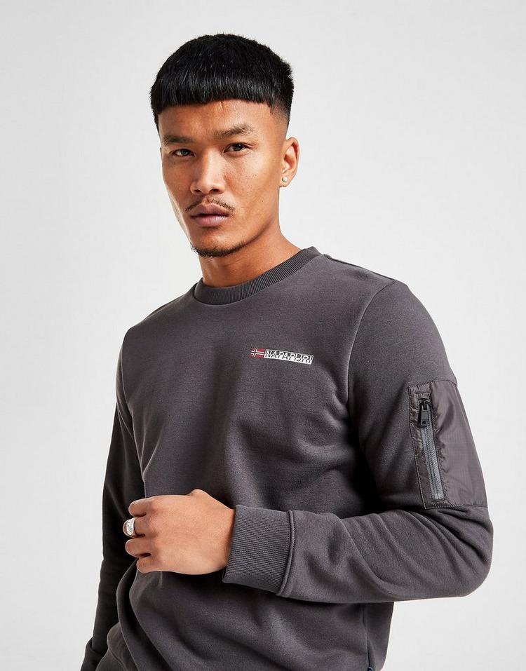 Napapijri MA1 Crew Sweatshirt