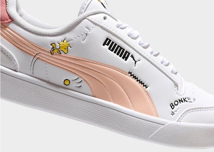 PUMA Shuffle x Peanuts Junior
