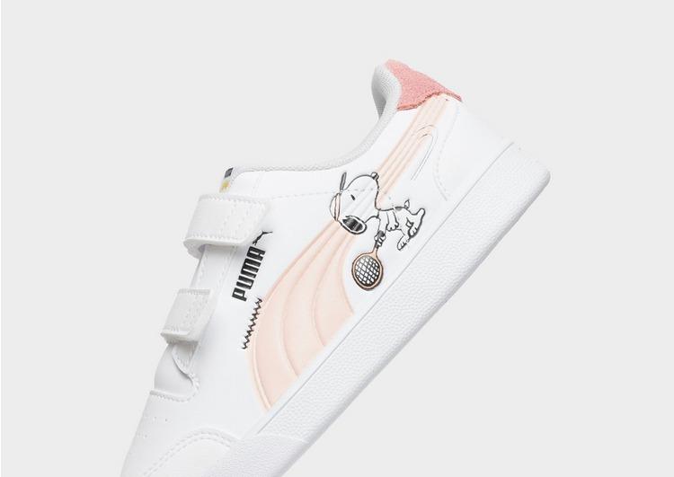 Puma รองเท้าเด็กเล็ก Peanuts Shuffle