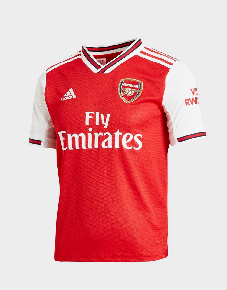 adidas Arsenal FC 2019/20 #19 Pepe Home Shirt Junior