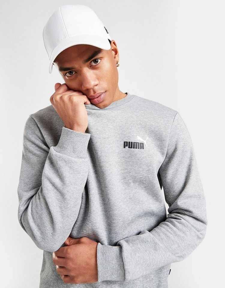 Puma Core Small Logo Crew Sweatshirt