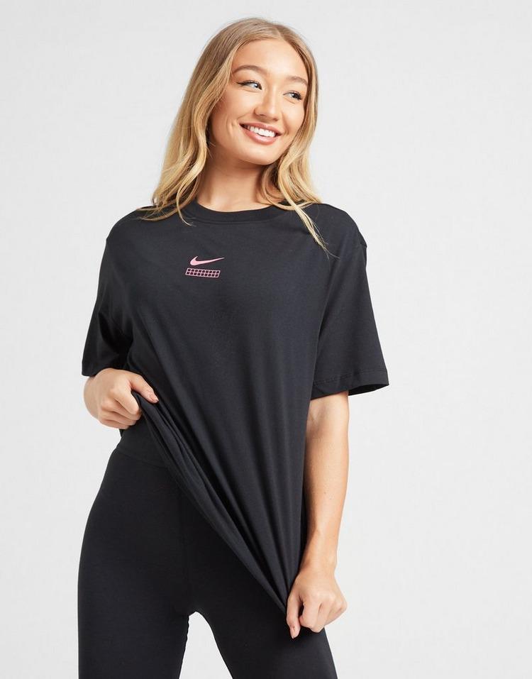 Nike camiseta Grid Boyfriend