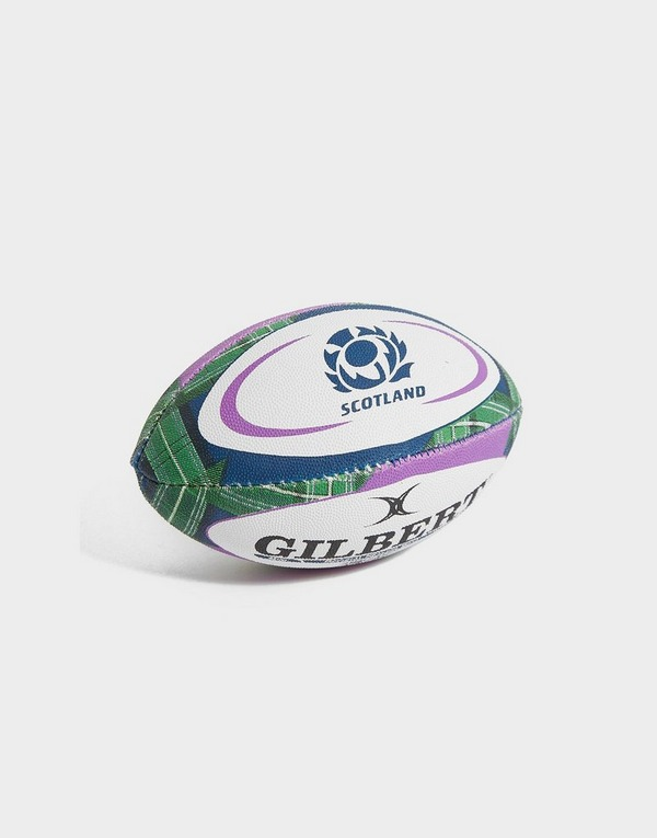 Gilbert Scotland Mini Rugby Ball