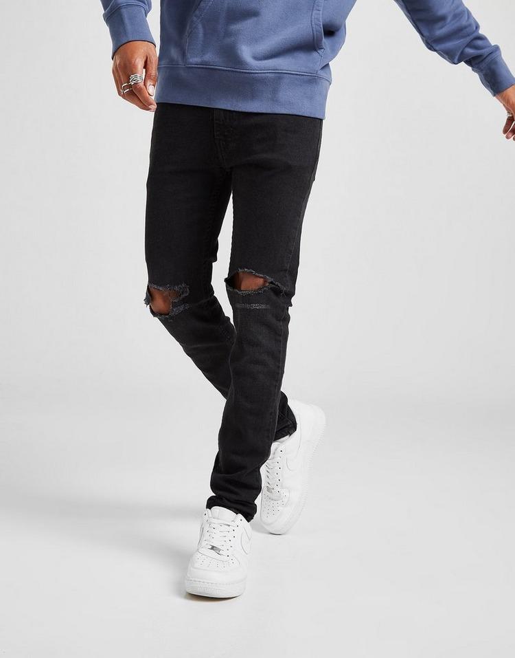 Levis Skinny Hi-Ball Jeans