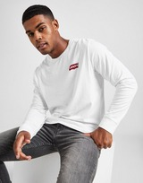 Levis Back Box Long Sleeve T-Shirt