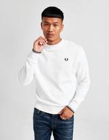 Fred Perry Twin Tip Crew Sweatshirt
