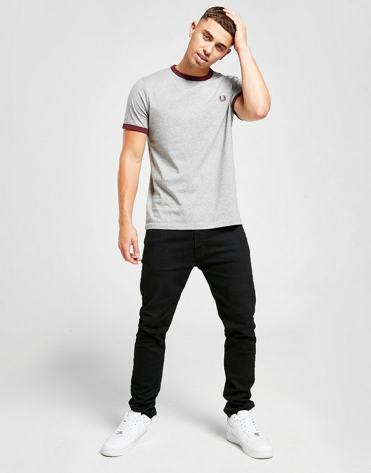 Fred Perry Core Tonal Ringer T-Shirt