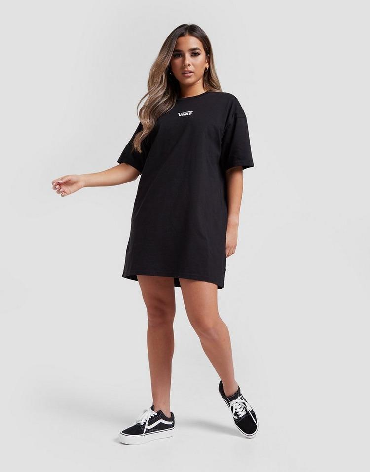 Vans Centre Logo T-Shirt Dress