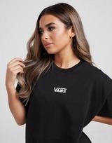 Vans Centre Logo T-Shirt Kleid Damen