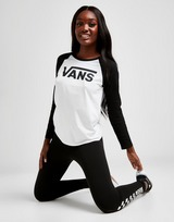 Vans Flying V Long Sleeve Raglan T-Shirt