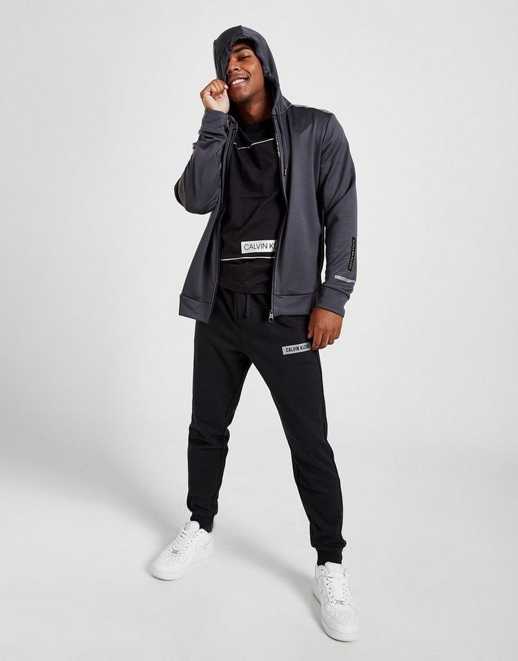 Calvin Klein Reflective Full Zip Hoodie