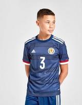 adidas Scotland 2020/21 Robertson #3 Home Shirt Junior