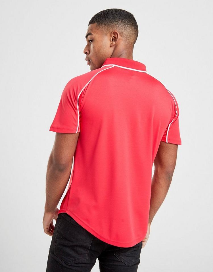 Liverpool FC 2000 Home Short Sleeve Shirt