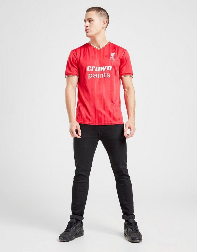 Liverpool FC '86 Home Short Sleeve Shirt