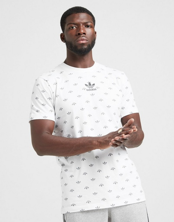 adidas Originals Trefoil All Over Print T-Shirt