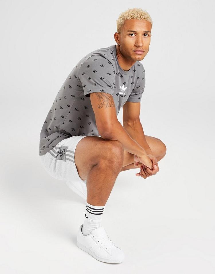 adidas Originals Trefoil All Over Print T-Shirt
