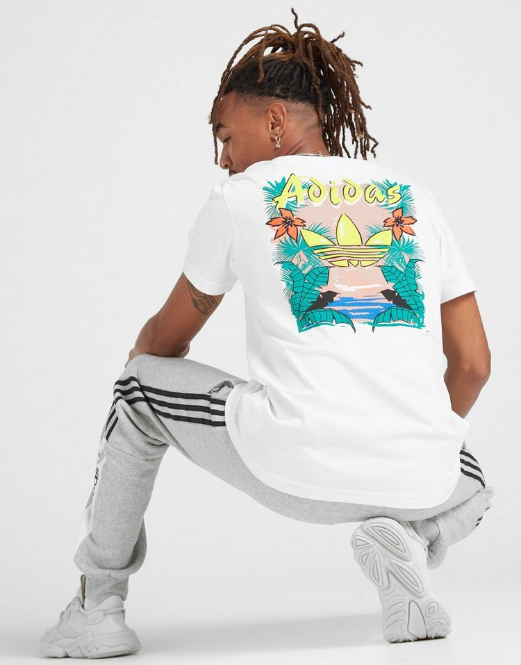 adidas Originals Trefoil Sunset T-Shirt