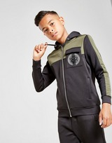 Supply & Demand Defence Full Zip Hoodie Junior