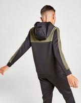 Supply & Demand Defence Full Zip Hoodie Junior