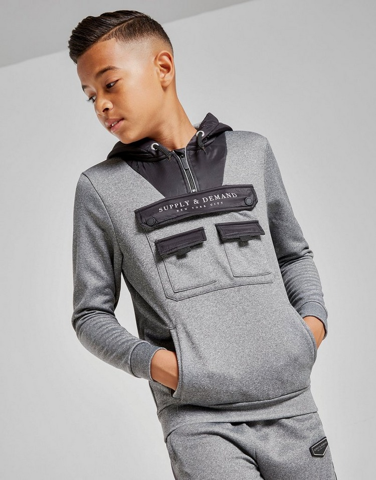 Supply & Demand Hazzard Hoodie Junior