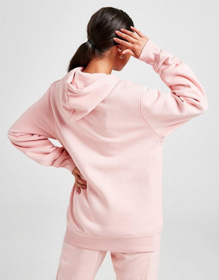Nicce Sweat à capuche Embroidered Logo Boyfriend Femme