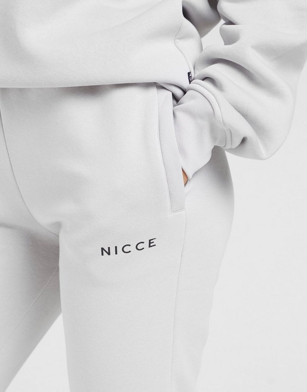 Nicce Logo Fleece Joggingbroek Dames