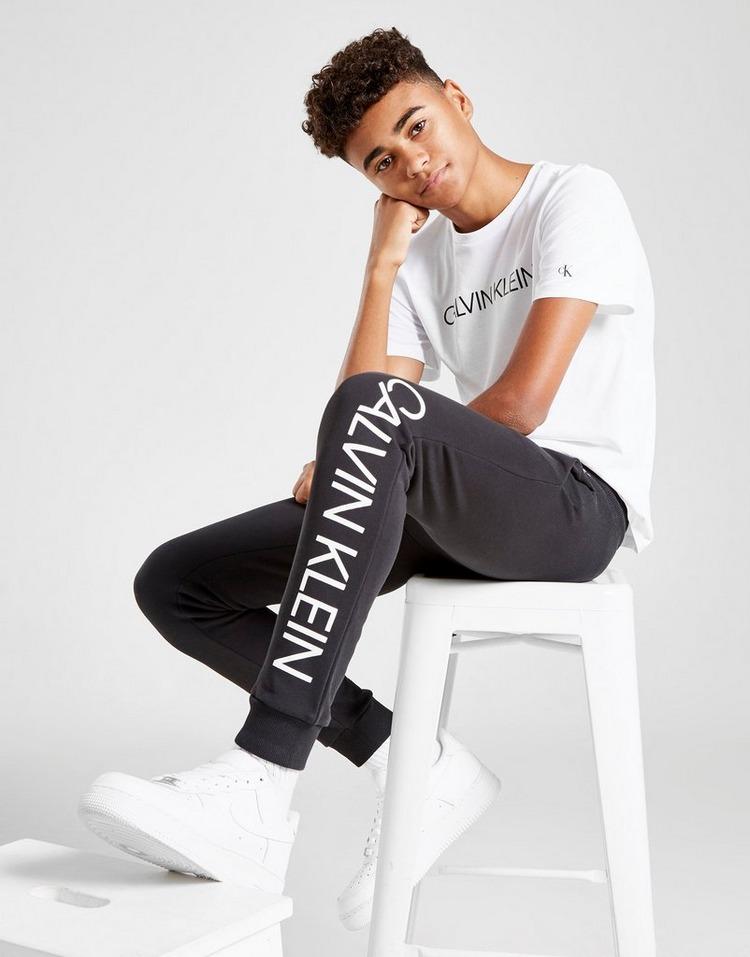Calvin Klein Jeans Institutional Logo Track Pants Junior