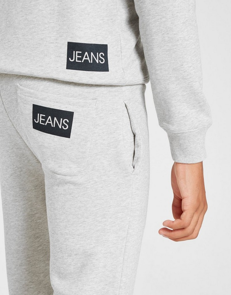 Calvin Klein Jeans Institutional Logo Track Pants Junior