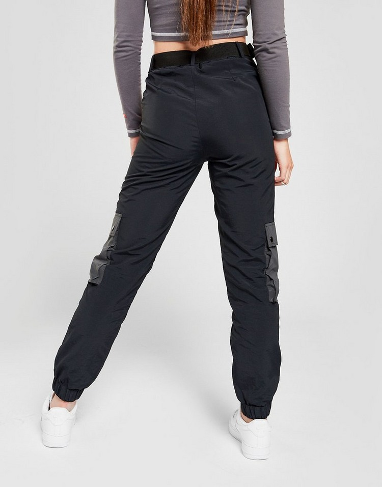 Ellesse Woven Belt Pocket Reflective Pants