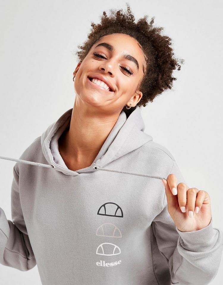 Ellesse Repeat Logo Boyfriend Hoodie