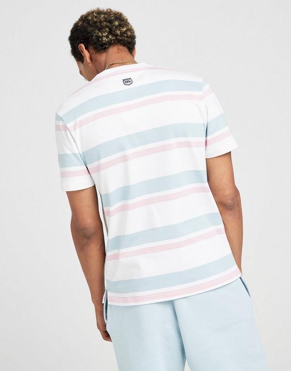 Duffer Louis Stripe T Shirt