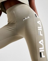 Fila Logo Panel Leggings