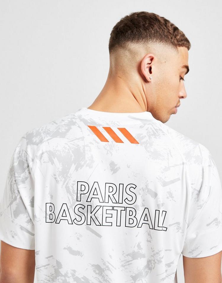 adidas Paris Basketball Shooter T-Shirt