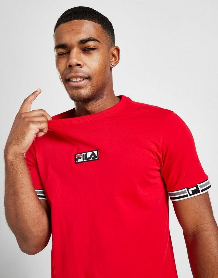 Fila Squadron Jacquard T-Shirt