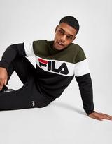 Fila Marrow Colour Block Crew Sweatshirt