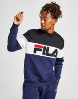 Fila Sweat-shirt Marrow Colour Block Crew Homme