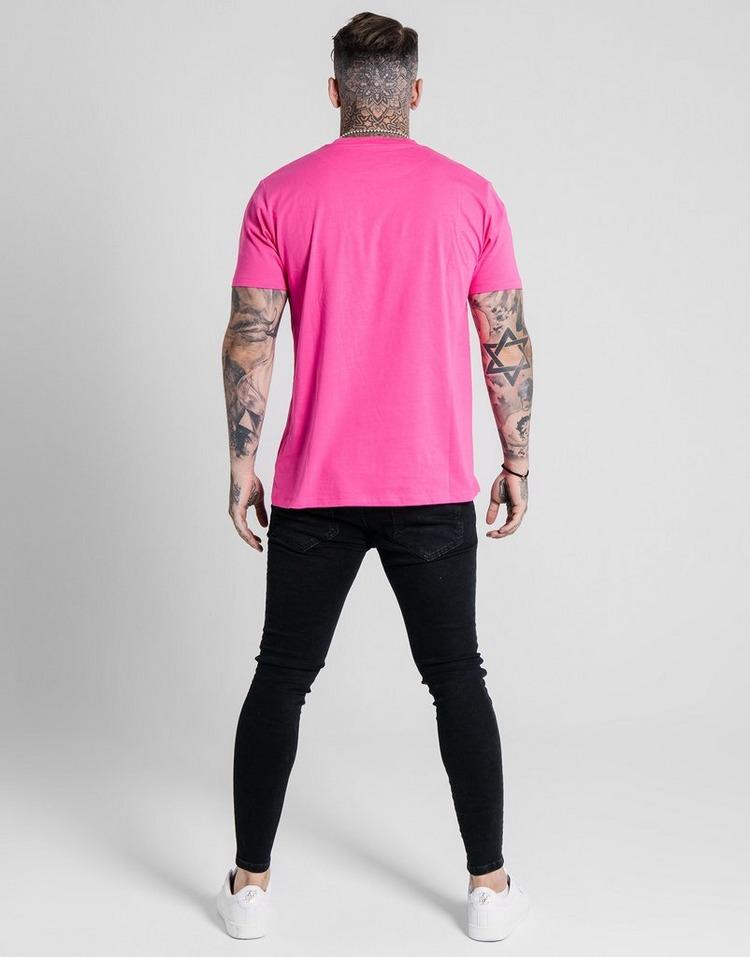 SikSilk T-Shirt Regular Homme