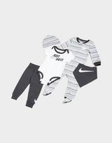 Nike Just Do It 5 Piece Romper Set Infant