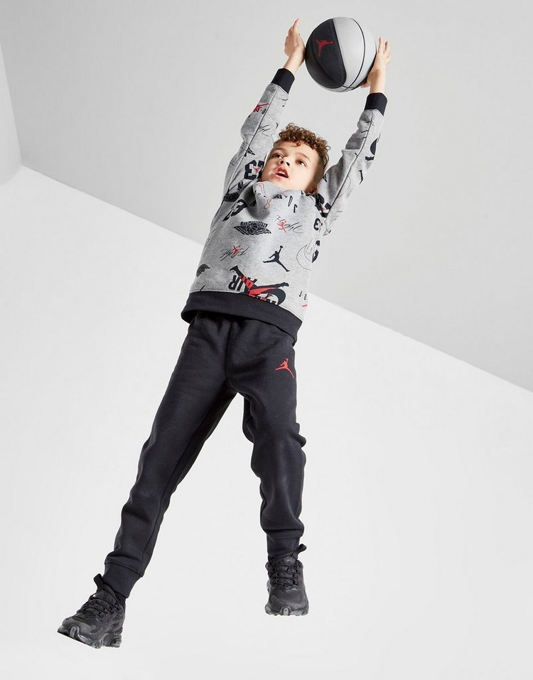Jordan Logo Overhead Tracksuit Children