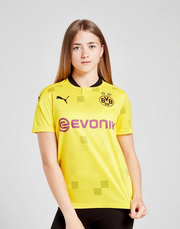 Puma Borussia Dortmund 2020 21 Cup Shirt Junior