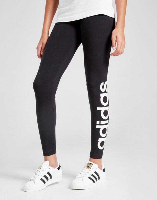 adidas Girls' Linear Leggings Junior