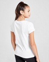 adidas Girls' Linear T-Shirt Junior