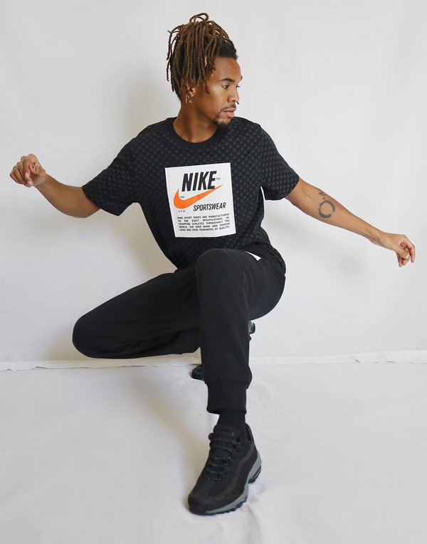Nike Heritage All Over Print T-Shirt Men's
